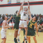 Strong second half earns Indians win