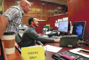 Treasurer's office launches new cashiering system