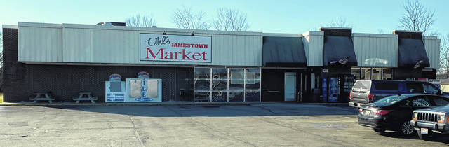Uhl's Jamestown Market is now Jamestown Market and is under the ownership of Kevin and Kandee Readshaw.