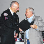 Firefighter, officer recognized by VFW