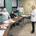 Cedar Cliff board members take oath