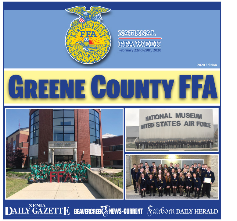 2020 Greene County FFA Week