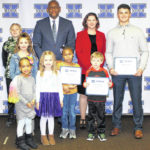 XCS honors kids of character