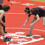 Four area wrestlers vying for state titles