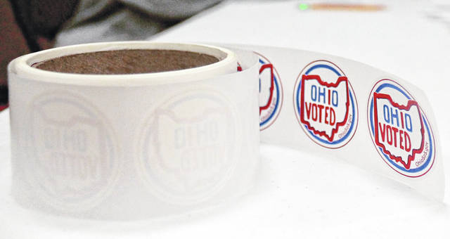 File photo Primary Election Day is Tuesday, March 17.