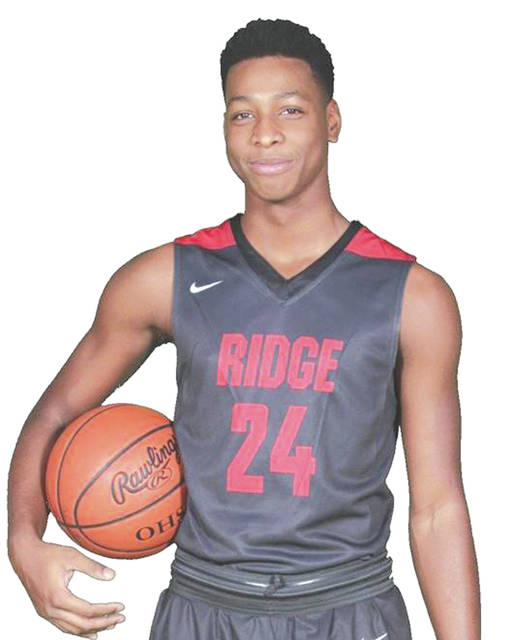 VonCamron Davis of Columbus Walnut Ridge High School was named the 2019-2020 Mr. Basketball by a panel of media members.