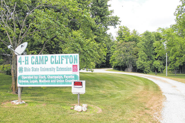 Located near Yellow Springs, Camp Clifton has been in operation for 91 years.