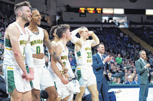 Photo courtesy Wright State athletics For the third consecutive season, the Wright State men's basketball program has been honored with a Team Academic Excellence Award.