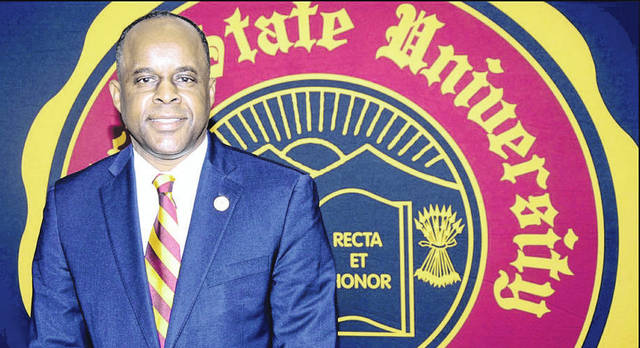 Photo courtesy Central State University New Central State University President Dr. Jack Thomas said the university is poised for greatness.