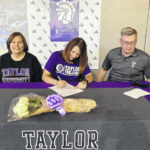 Ahner signs with Taylor University
