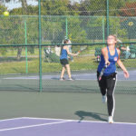Rams play well in final matches