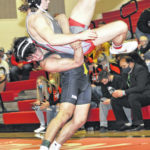 Legacy claims first team state wrestling title