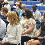 GCCC students inducted into National Technical Honor Society