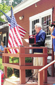 Clifton Mill receives historical marker
