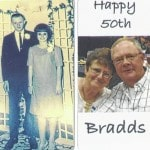 Bradds to celebrate 50th anniversary