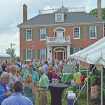 Chamber holds Party on the Lawn