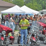 Eagles ride for charity