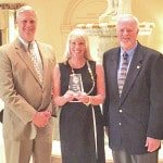 Keeton awarded for work with special students