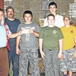Hillsboro Lions donate to Troop 171