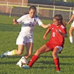 Lady Lions too much for McClain