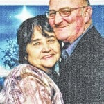 Burns to celebrate 50 years of marriage