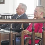 Suspect in car theft waives preliminary hearing