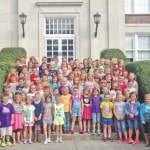 2nd graders learn about McClain H.S.