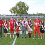 Opst, Hagan crowned Queen and King