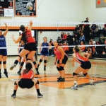 Lady 'Cats sweep Tartans