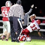 Indians collect first SCOL win