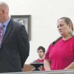 Kingston woman gets prison for police chase