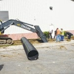 Updated: Contract worker trapped in Hillsboro trench collapse