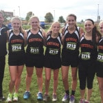 Lady 'Cats finish 13th at regionals