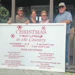 Christmas in the Country Nov. 20-22