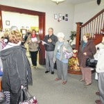 Horst gives tour of old jail, sheriff's office