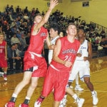 Indians come up short at WCH