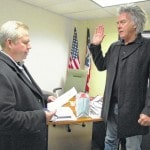 Hastings sworn in for second term