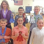 Walker, Ames win Bright Elementary Science Fairs