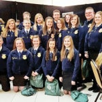 HHS FFA attends Leadership Conference