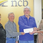 NCB donates to historical society