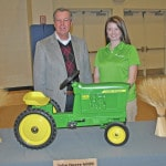 Tractor auction benefits 4-H, FFA