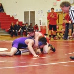 Indians defeat McClain in dual