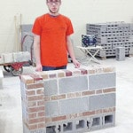 Local places in masonry competition