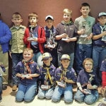Hillsboro Cub Scouts hold annual Pinewood Derby