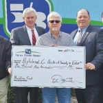 Fifth Third donates to historical society fund