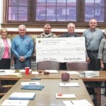 Good Hope Lions Club donates to Greenfield schools