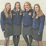 HHS ag sales team 9th in state