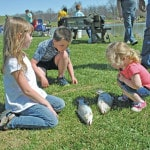 Lots of fish landed at Family Fishing Day
