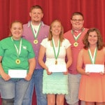 Five Points Scholarship winners