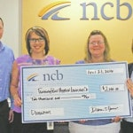 NCB donates to Turning Point